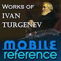 Works of Ivan Turgenev logo