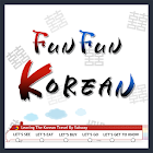 Fun Fun Korean icon