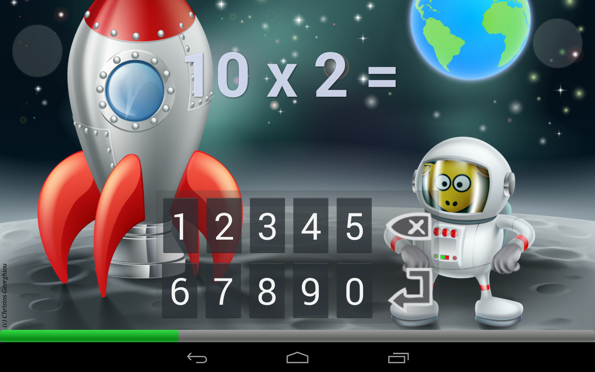 Times Tables Game (free) screenshot #3