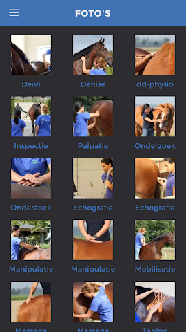 Screenshots for ddphysio