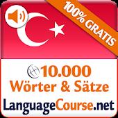 Lerne Türkisch-Wörter