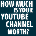 YouTube Channel Value Calc icon