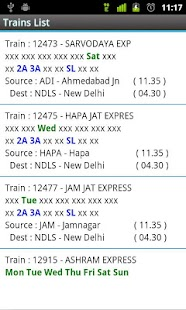 PNR and Indian Rail Enquiry - screenshot thumbnail