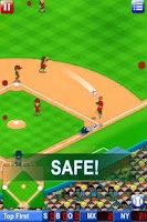 Screenshot of Big Hit Baseball Free