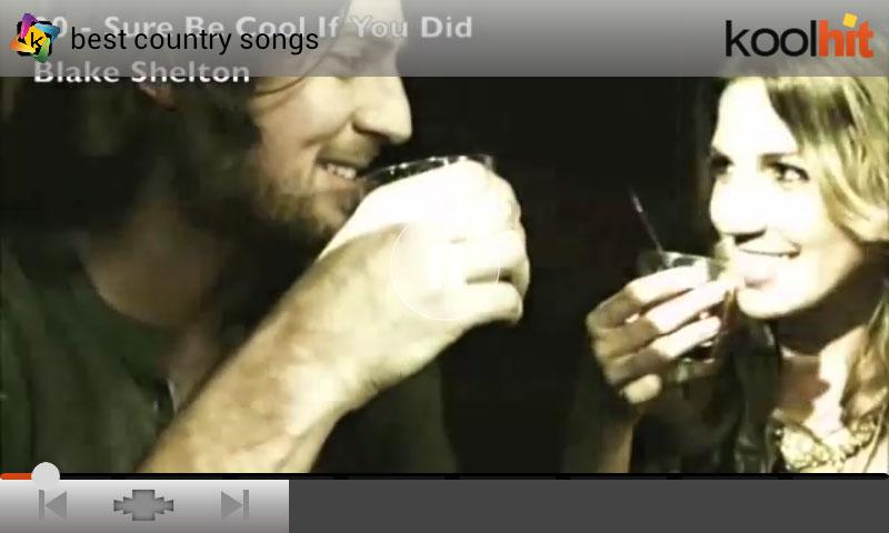 Country Songs Collection - screenshot