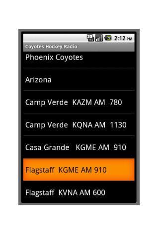 【免費運動App】Phoenix Hockey Radio-APP點子