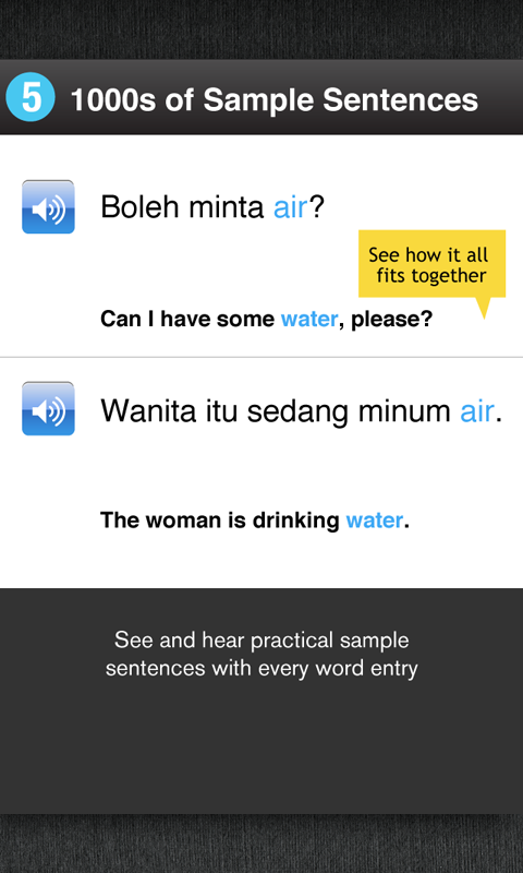 Free Indonesian WordPower- screenshot