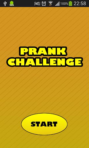 Prank Challenge