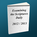 Examining the Scriptures Daily icon