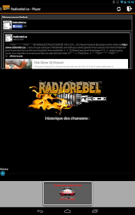 Radiorebel- screenshot thumbnail