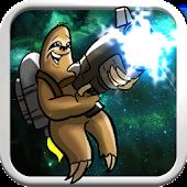 Super Space Sloths