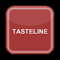 Tasteline Recept logo