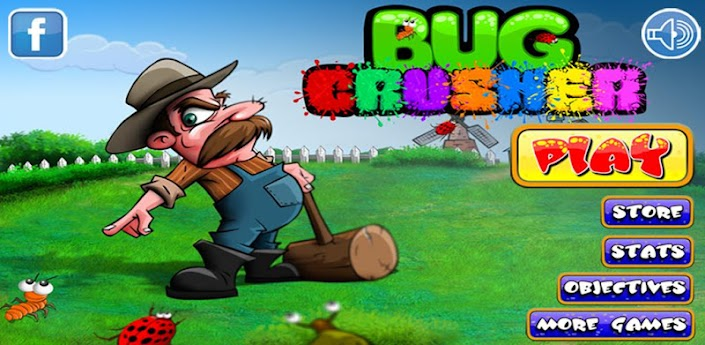 Bug Crusher, Best cool Game apk
