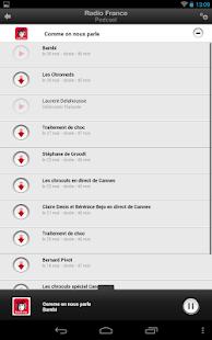 Radio France Podcast 玩新聞App免費 玩APPs