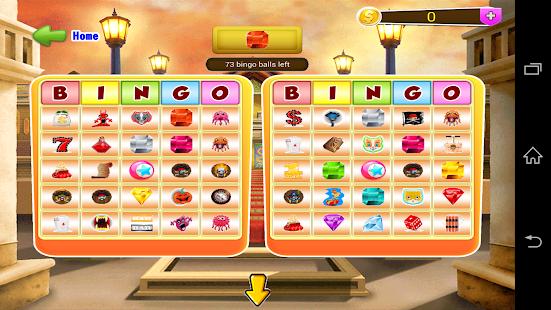 Jackpot Bingo Free