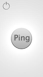 Tap to Ping