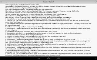 Screenshot of Bible Study The Way