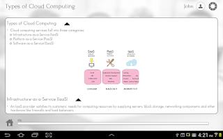 Screenshot of Learn Cloud Computing