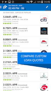 Zillow Mortgage Calculator - screenshot thumbnail