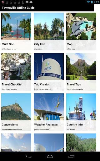 Townsville Offline Guide
