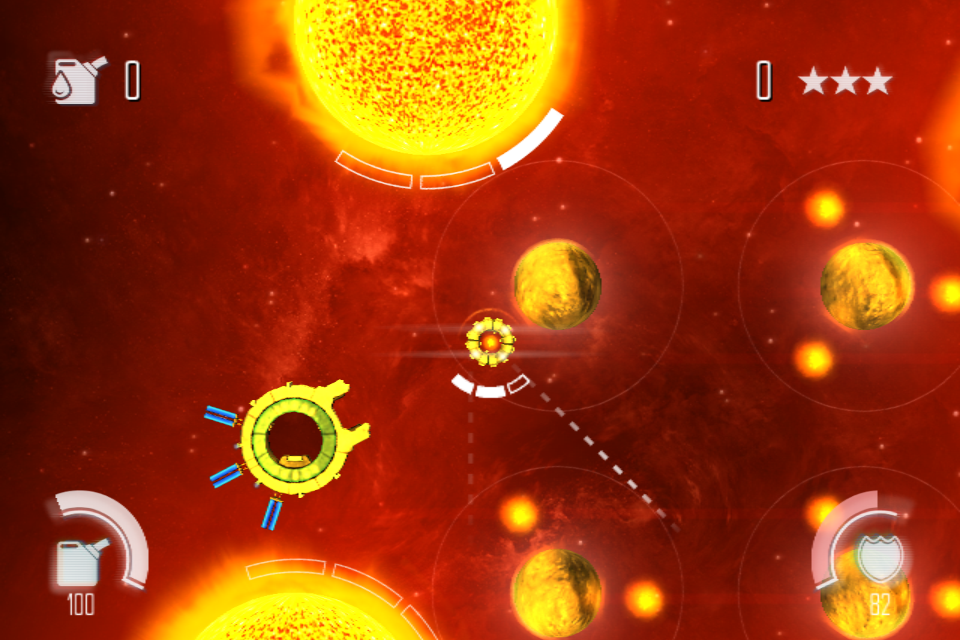 Solar Flux Pocket - screenshot