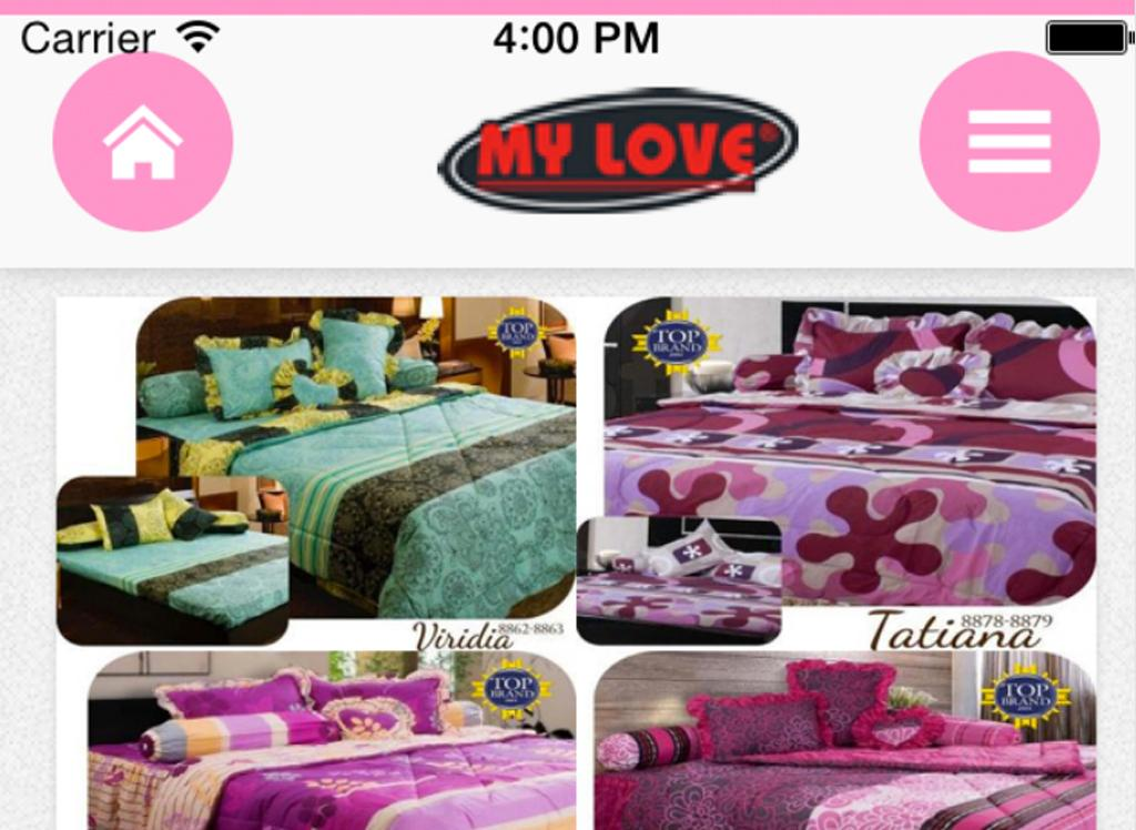 MyLove e-Catalog- screenshot