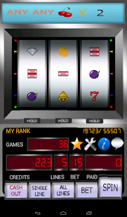 Multi BetLine Slot Machine - screenshot thumbnail
