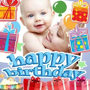 Happy Birthday Frames - screenshot thumbnail