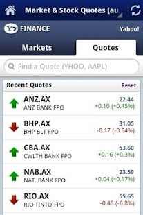 Australian Finance News - screenshot thumbnail