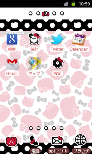 【免費個人化App】HELLO KITTY Theme119-APP點子
