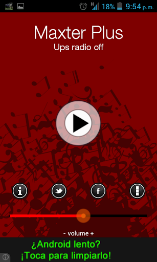 【免費音樂App】Radio Maxterplus-APP點子