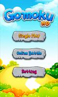 Screenshot of Gomoku HD