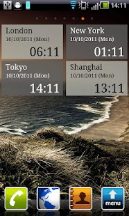 The World Clock Free- screenshot thumbnail
