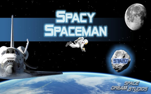 Spacy Spaceman