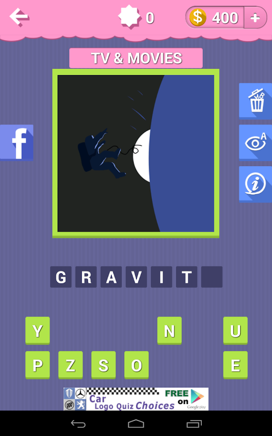 IcoMania - Guess The Icon - screenshot