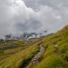 Korab by Горан Петровски - Landscapes Mountains & Hills