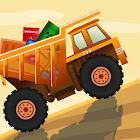 狂野重卡 -- 驾驶矿车运输矿石的速度极限挑战游戏 icon