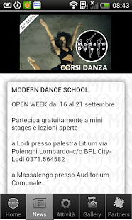 Modern Dance - screenshot thumbnail
