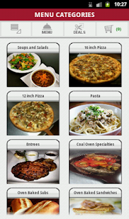 Colarusso Coal Fired Pizza- screenshot thumbnail