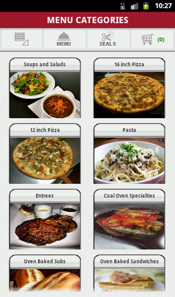 Colarusso Coal Fired Pizza- screenshot