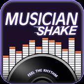 Musician SHAKE