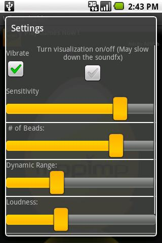 What's Shakin Music Instrument- screenshot
