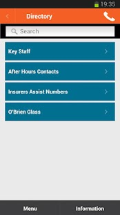 The Gardian Group Brokerapp- screenshot thumbnail