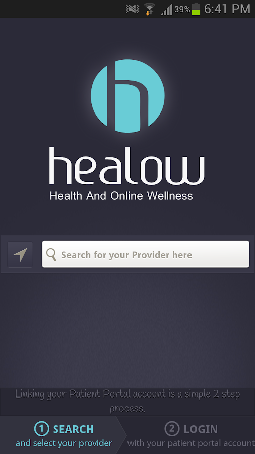 Healow - screenshot