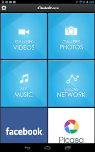 iMediaShare - screenshot thumbnail
