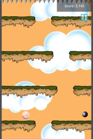 Beach Ball Bounce - screenshot
