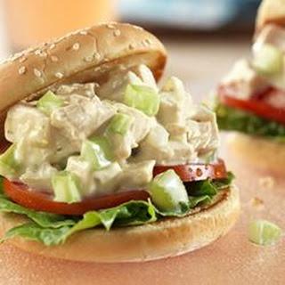 Picnic Chicken Salad Sandwiches.