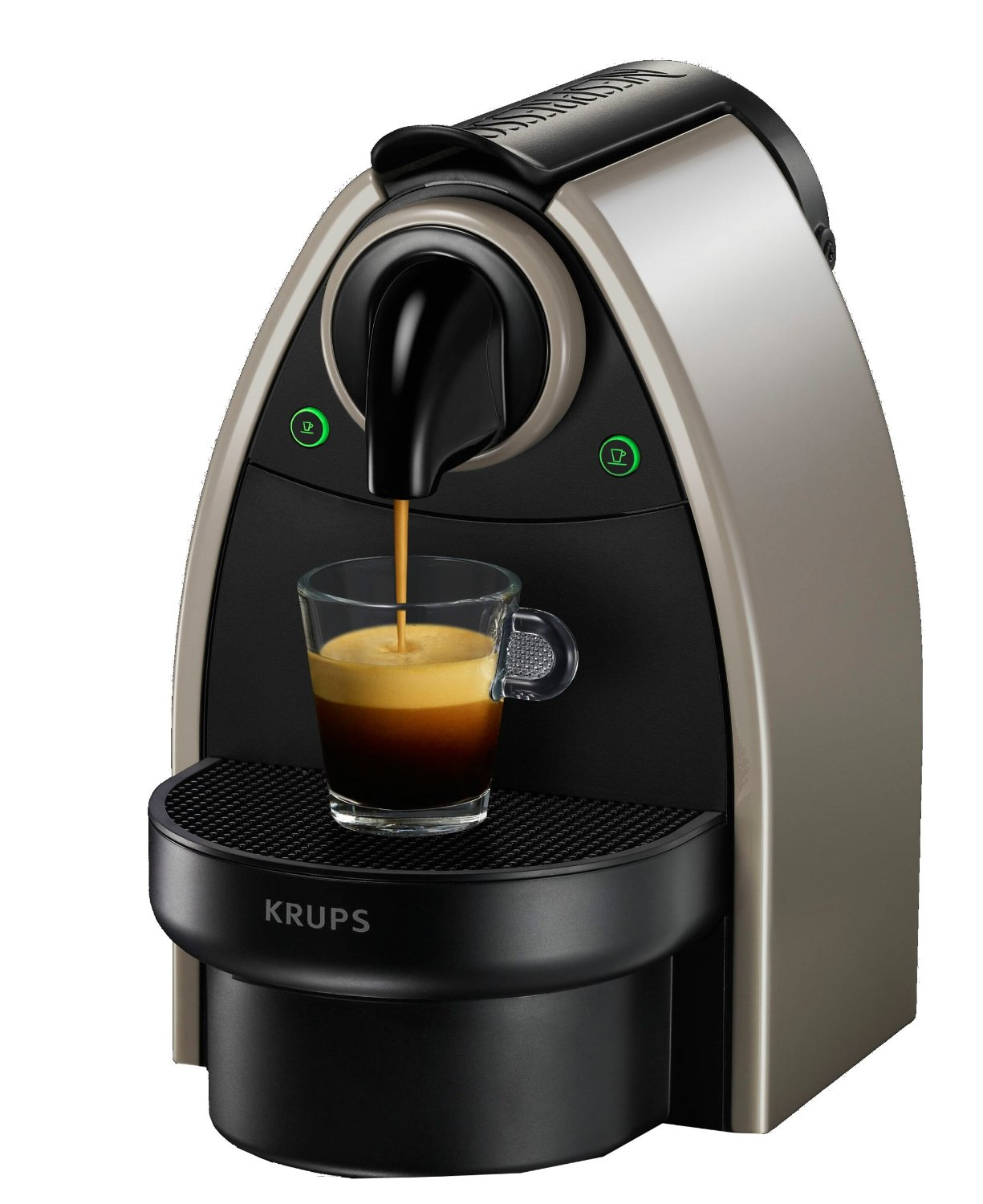 Nespresso Essenza Automatic Earth