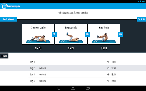 Workout Trainer - Android Apps on Google Play