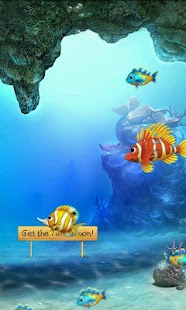 aniPet Aquarium LiveWallpaper | AppBrain Android Market